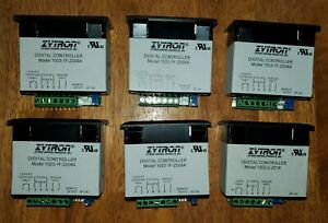 Lot If 6 Brand New Ytron Digital 1003 1f z008a temp Controllers