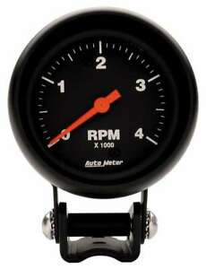 Auto Meter Low Rev Tach 4000 Rpm