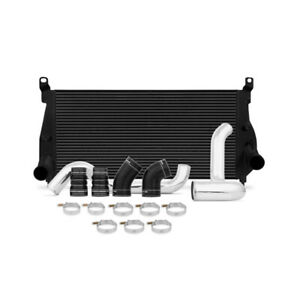 Mishimoto Intercooler Kit Fits Chevrolet 6 6l Duramax 2002 2004 5 Black