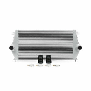 Mishimoto Performance Intercooler Fits Nissan Titan Xd 2016 2019 Sleek Silver