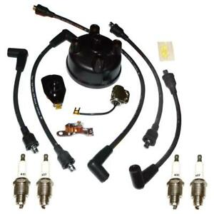 Complete Tune Up Kit Fits Ford 2000 4000 501 601 701 801 Gas Tractors