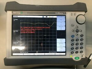 Anritsu Site Master S361e Cable Antenna Analyzer