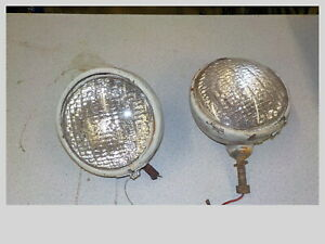 Ford Tractor 8n 9n Headlight Set