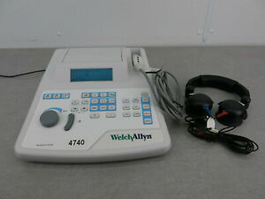 Grason Stadler Gsi 39 Audiometer Tympanometry Headset Welch Allyn