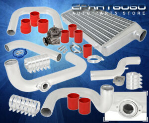 For Ed6 Ed7 Ef1 Ef2 Ef3 2 5 Piping Kit 31 X11 5 X3 Intercooler Couplers