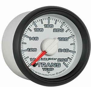 Auto Meter 8557 Factory Match Transmission Temperature Gauge