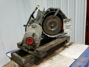 2006 Ford Taurus Automatic Transmission Assembly Unknown Mileage 3 0 4f50n Ax4n