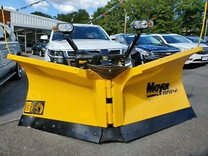 Meyer Super V2 V 8 5 Snow Plow