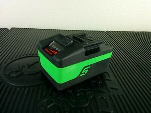 af856 Snap On 18v Green Monsterlithium Battery For Impact drill light Ctb8185g