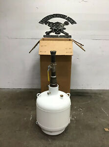 Fike 25 Gallon Empty Fire Suppression Cylinder