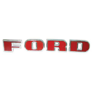 61520 86514060 Grille Letter Set Fits Ford Tractor 2000 3000 4000 5000