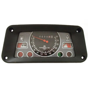 New Gauge Cluster Fits Ford New Holland 420 455 535 550 555 555a 555b Loader