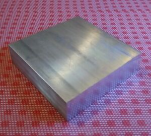 1 X 6 X 6 Aluminum 6061 T6511 New Solid Plate Flat Bar Stock Mill Block Mt