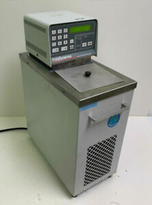 Polyscience 9110 Programmable Circulating Heating Refrigerated Water Bath 20 C
