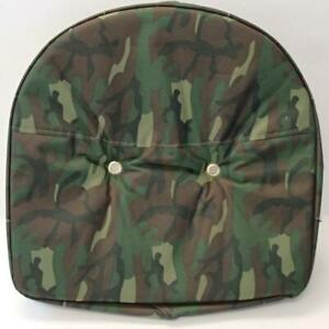 Camouflage Tractor Pan Seat Cover Universal Fits Ford Fits John Deere Fits Masse