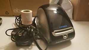 Dymo Labelwriter 450 Turbo Thermal Label Printer Includes Postage Labels Cords