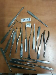 Orthopaedic And Other Medical surgical Instruments Lot Of 19