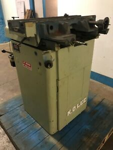 K O Lee Surface Grinder Model B2062b Cast Iron Table Base