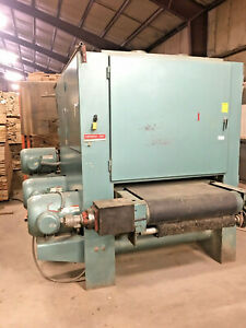 Cemco Planer sander With Newman Helical Head Reduced