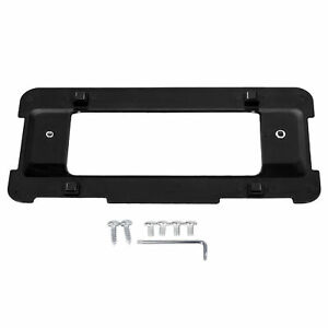 Rear License Plate Holder Bracket For Bmw Mount Frame Tag Base Screws