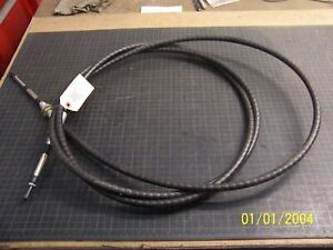 Bucyrus Crane 0346266229 Push pull Cable 46266229 N o s