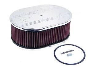 K n Filters 66 1560 Custom 66 Air Cleaner Assembly