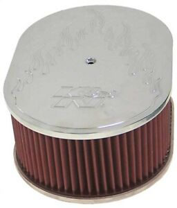 K n Filters 66 1520 Custom 66 Air Cleaner Assembly