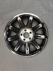 Oem Chrysler 300 2005 2006 Chrome Clad 18 9 Spoke Wheel 2244