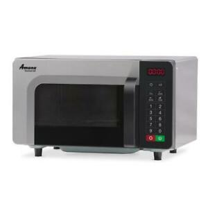 Amana Rms10tsa 1000w Digital Commercial Microwave Oven replaces Rms10ts