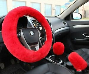 Valleycomfy Fashion Steering Wheel Covers For Women girls ladies Australia Pu