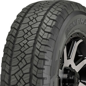 4 New 275 60r20 General Grabber Apt 275 60 20 Tires