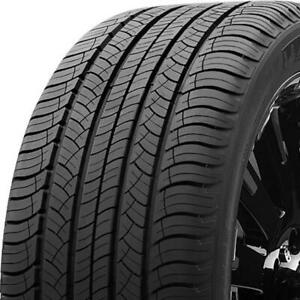 2 New 255 55r18 105h Michelin Latitude Tour Hp 255 55 18 Tires