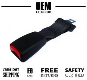Seat Belt Extender Extension For 2007 2010 Ford Edge Fits Rear Seats