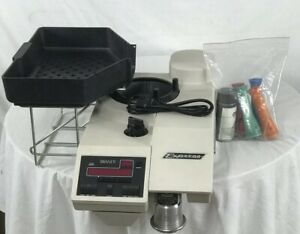 Brandt 7500 De La Rue Coin Packager Counter High Speed With Tray And Coin Tubes