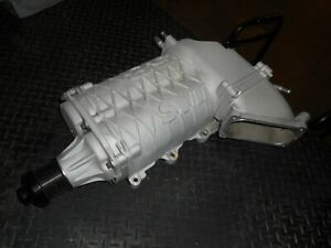 2013 2014 13 14 Gt500 Shelby Mustang Supercharger Ford Racing Eaton Tvs 2 3l