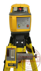 Spectra Precision Ll600 Self Leveling Rotary Laser Level transit topcon dewalt
