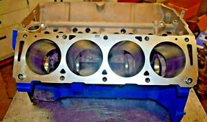 428 Ford Engine Block cast 66 427 No Core Charge 428 In Water Port Race service