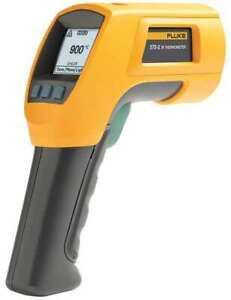 Fluke 572 2 Ir Therm 1 60 22 To 1652 Deg F