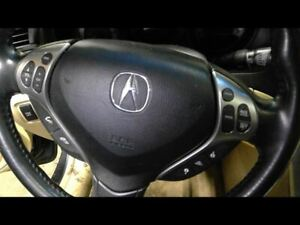 Air Bag Driver Wheel Black Fits 07 08 Tl Trim Code C 697765
