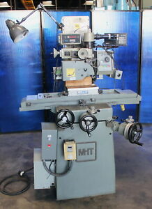 6 X 12 Mitsui Msg 200mh High Precision Hand Surface Grinder