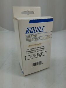 Quill Ribbons Lift Off Tapes 7 11163 Set Of6 Brother Xerox Olivet Olympia B1