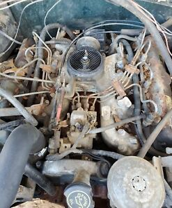 Engine 1993 Ford F350 7 3l Diesel Motor With 212000 Miles