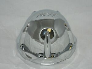Ion Chrome C1681 cap Lg Or 552580f 2 Wheel Rim Center Cap New With Snap Wire