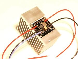 Blackbuck 8m Pre wired W Heatsink 8a Buck Laser led Driver Pwm ttl Nubm44