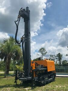 Water Well Drilling Rig Yuchai Yc4d80 t20 Not For Usa Market