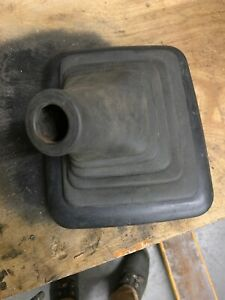 1990 1997 Ford F 250 F 350 Outer Diesel Shifter Lever Shift Boot Cover Used Oem