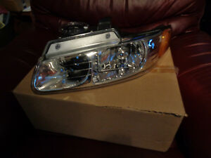 1999 2000 Dodge Caravan Chrysler Town Country Headlight Lh New 4857151ac