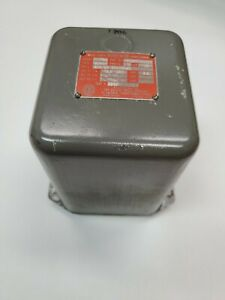 Collins 672 1101 00 Radio Power Transformer 672110100 T206 6503 a Rf Ham Vintage