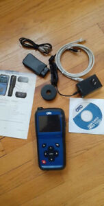 Obd Ii Tpms Tool With Activation Diagnostic And Relearn Capabilities Otc 3838