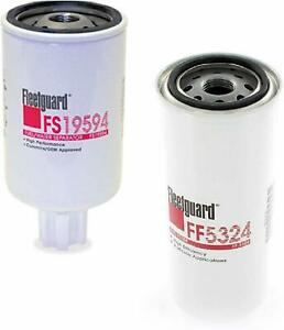 Airdog Filters 100 150 Fleetguard Replacement Fuel Filters Cummins Duramax